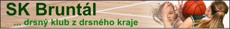 Basketbalový oddíl Sportovního klubu Bruntál.