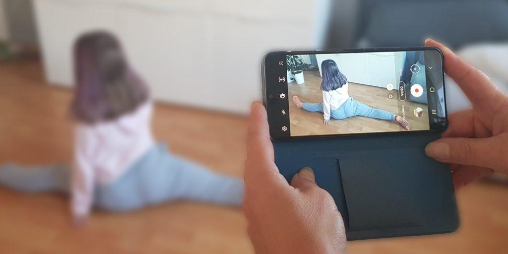 Společné video minižaček?